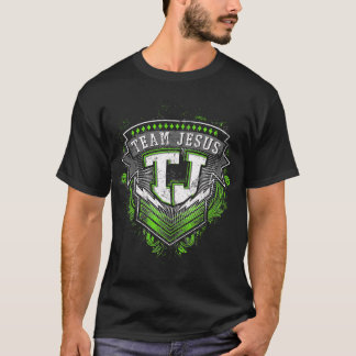 Christlicher T - Shirt: Team Jesus 2 T-Shirt