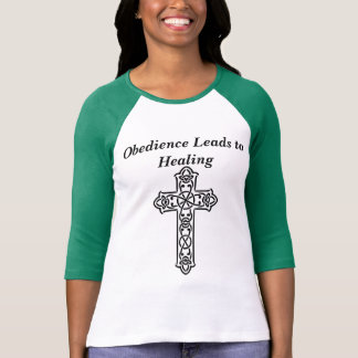 Christliches heilendes Shirt