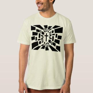 Christliches Kreuz T-Shirt