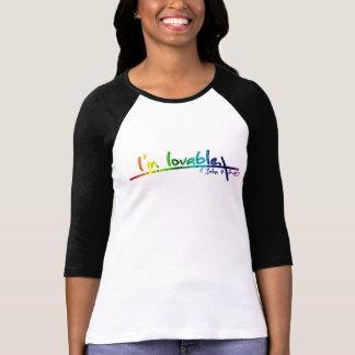 Christliches Stolz-Shirt des Regenbogen-LGBTQ T-Shirt