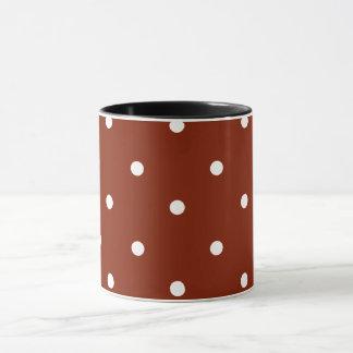 Christmas_Accent_Mugs (c) Rot-Polka-Punkte Tasse