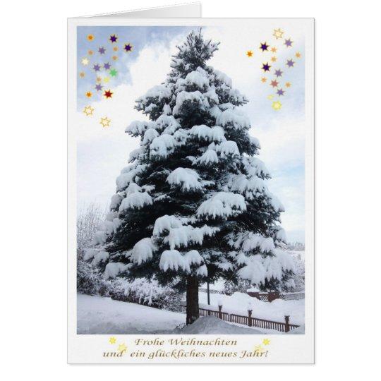 Christmas Card Karte