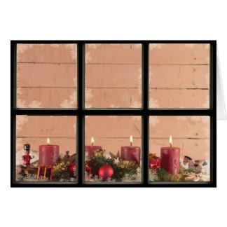 christmas greeting card karte