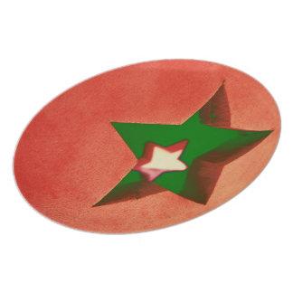 Christmas star in star teller