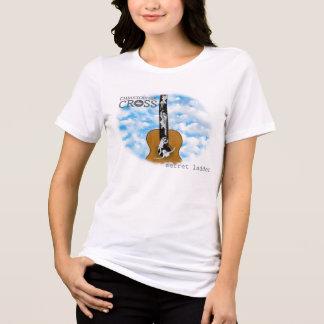 """Christopher-Kreuz-""""geheime Leiter-"""" T - Shirt"""