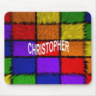 CHRISTOPHER MAUSPAD