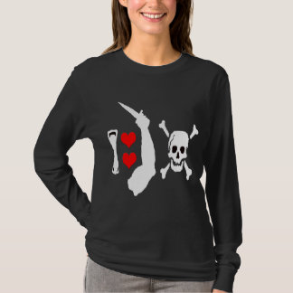 Christopher schwermütig - Herzen T-Shirt