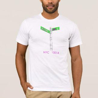 Christopher und homosexuelle Straßen T-Shirt
