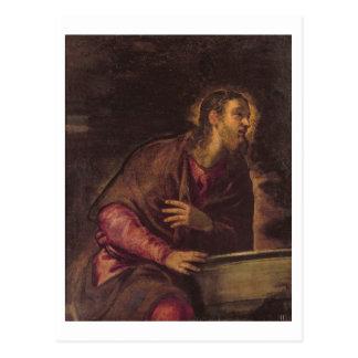 Christus an gut c 1560 Öl auf Leinwand sehen S Postkarte