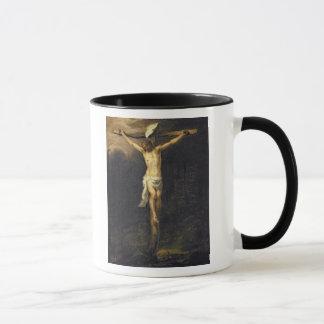 Christus auf dem Kreuz, 1672 Tasse