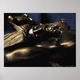 Christus Crucified Poster