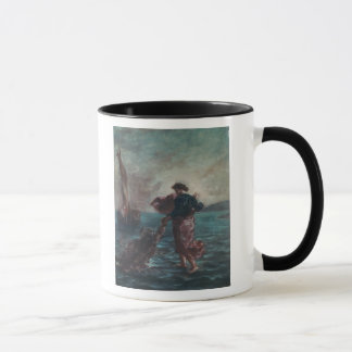Christus, der auf Wasser geht Tasse