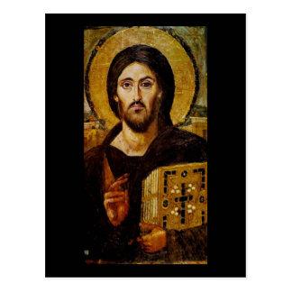 Christus der Retter Postkarte
