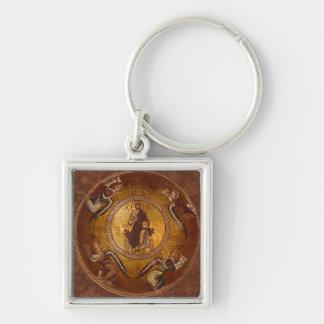 Christus die Pantakrator christliche Ikone Schlüsselanhänger