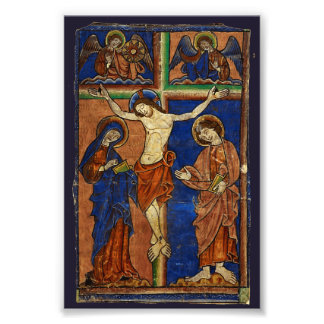Christus Foto-Druck Kreuzigungs-| Fotografien