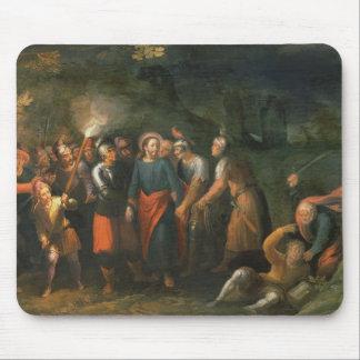 Christus im Garten von Gethsemane Mauspad