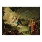 Christus im Garten von Gethsemane Postkarte
