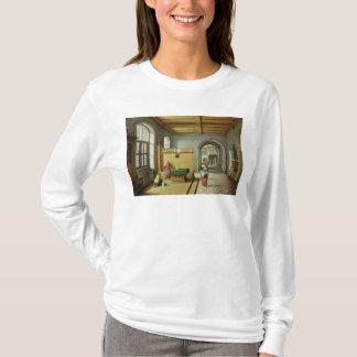 Christus im Haus von Martha und von Mary T-Shirt