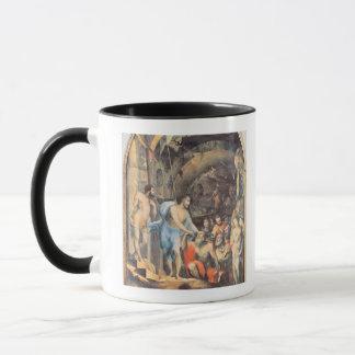 Christus in der Schwebe, c.1530-35 (Platte) Tasse