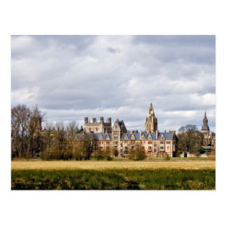 Christus-Kirchen-Uni in Oxford, England Postkarten