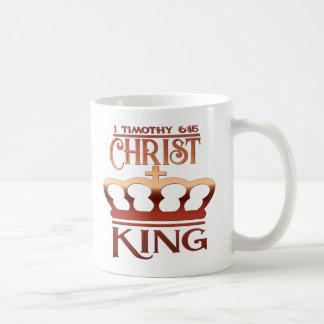 Christus-König Coffee Mug Kaffeetasse