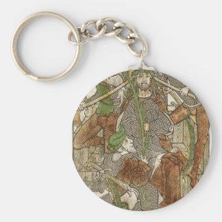 Christus krönte mit den Dornen Schlüsselanhänger