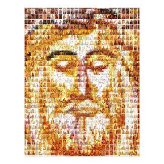 Christus - modern und alt custom flyer