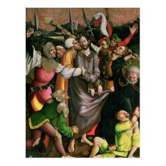 Christus nahm im Garten von Gethsemane fest Postkarte