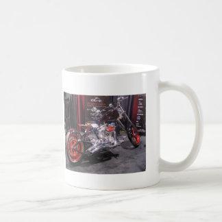 Chrom-Chopper Kaffeetasse