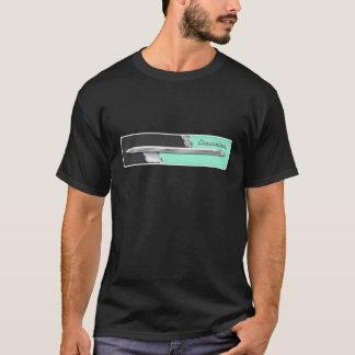 Chrom-Ordnung 1956 des Bel Air-150 T-Shirt