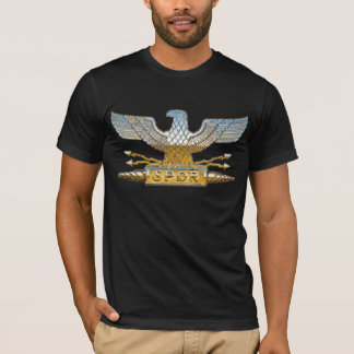 Chrom römisches Eagle T-Shirt