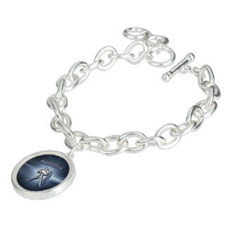 Chrom-Wassermann Armband