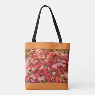 chromatische Magie der Herbst Taschen-Tasche Tasche