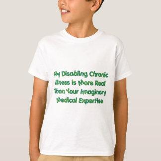 Chronische Bedingungen - Grüntöne T-Shirt