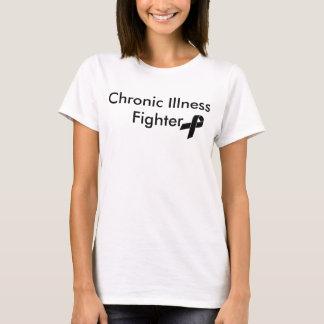 Chronischer Krankheits-Kämpfer T-Shirt