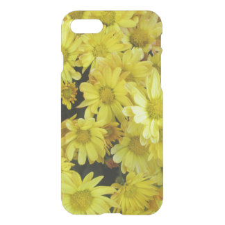 Chrysantheme-Gruppen-Garten-Gelb iPhone 8/7 Hülle