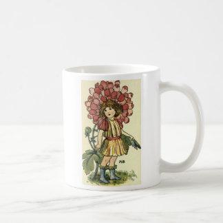 Chrysantheme Kaffeetasse
