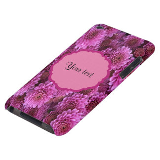 Chrysanthemen Barely There iPod Cover