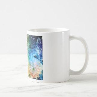 Chrysanthemen Kaffeetasse