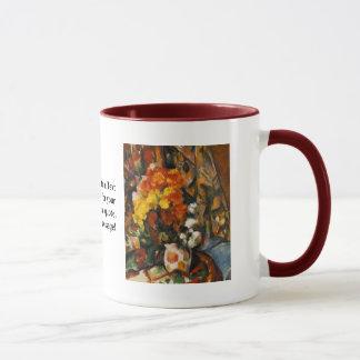 Chrysanthemen Tasse