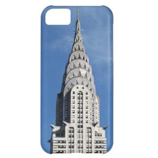 Chrysler-Gebäude-Wasserspeier iPhone 5C Hülle