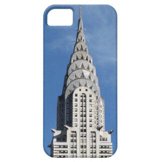Chrysler-Gebäude-Wasserspeier iPhone 5 Schutzhüllen
