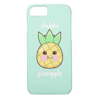 Chubbi Ananas iPhone 8/7 Hülle