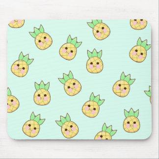 Chubbi Ananas-Muster Mousepads