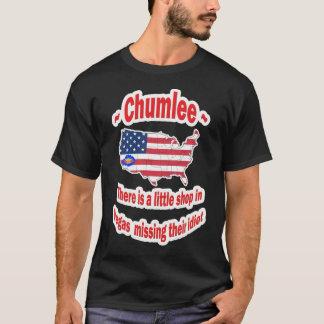 Chumlee-Vegas-Geschäft, Las- Vegaszeichen T-Shirt