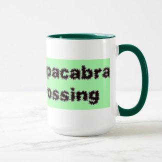 Chupacabra, der grüne Tasse kreuzt