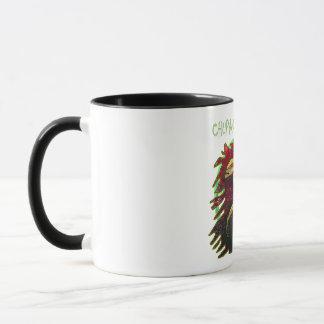 Chupacabra-Leben Tasse