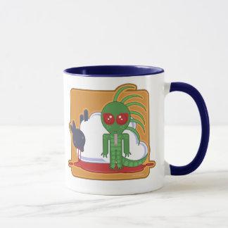 Chupacabra-Liebe Sie Tasse
