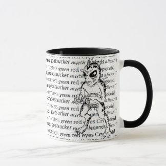 Chupacabracryptozoology-Kaffee-Tasse Tasse