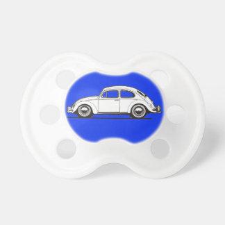 Chupeta Auto. Azul Schnuller